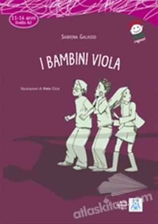 I BAMBİNİ VİOLA (LİBRO + MP3 ONLİNE) (  )