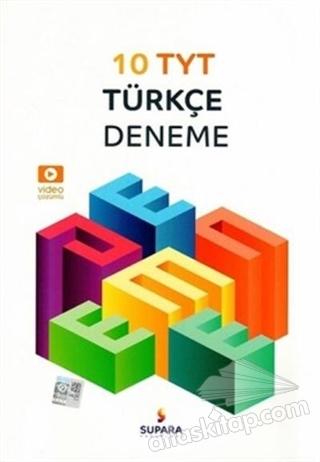 10 TYT TÜRKÇE DENEME (  )