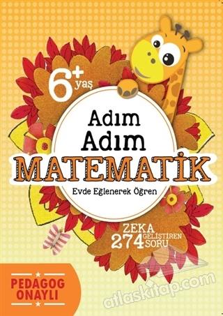 ADIM ADIM MATEMATİK (6+ YAŞ) (  )