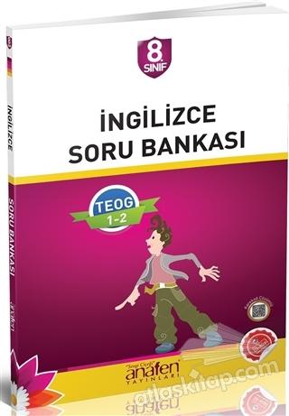 8. SINIF İNGİLİZCE SORU BANKASI (  )