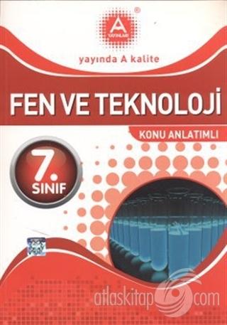7. SINIF FEN VE TEKNOLOJİ KONU ANLATIMLI (  )