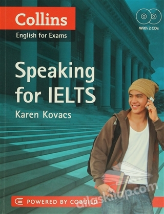 COLLİNS ENGLİSH FOR ExAMS-SPEAKİNG FOR IELTS + 2 CDS (  )