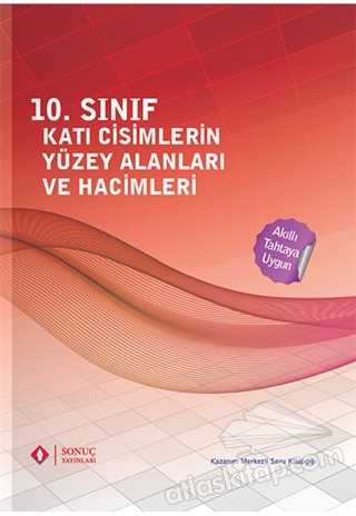 10. SINIF KATI CİSİMLERİN YÜZEY ALANLARI VE HACİMLERİ (  )