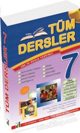 TÜM DERSLER 7 SBS VE OKULA YARDIMCI (  )