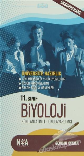 11. SINIF BİYOLOJİ KONU ANLATIMLI - OKULA YARDIMCI (  )