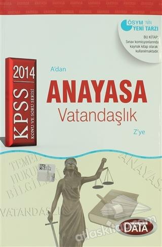 2014 KPSS ANAYASA KONU ANLATIMLI ( VATANDAŞLIK )