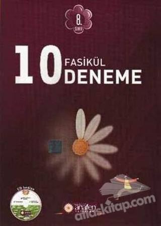 8. SINIF 10 FASİKÜL DENEME (  )