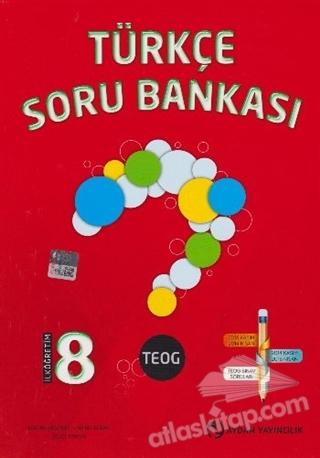 8.SINIF TEOG TÜRKÇE SORU BANKASI (  )
