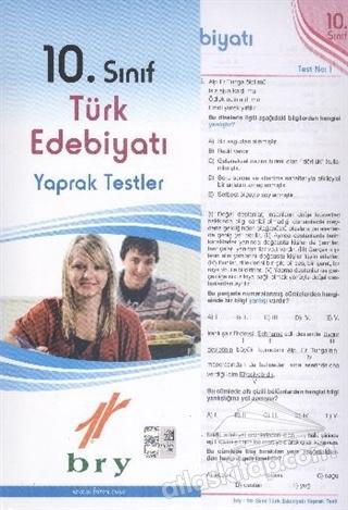 BİREY 10. SINIF TÜRK EDEBİYATI YAPRAK TESTLER (  )