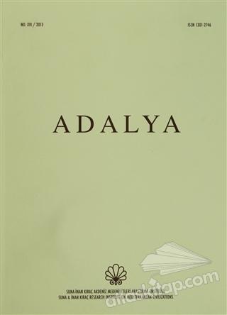 ADALYA 16 / 2013 (  )