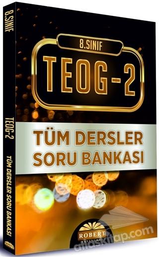 8. SINIF TEOG - 2 TÜM DERSLER SORU BANKASI (  )