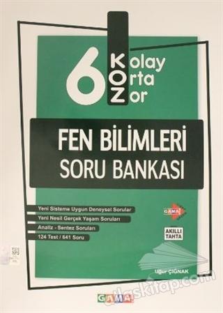 2020 6.SINIF KOZ FEN BİLİMLERİ SORU BANKASI (  )