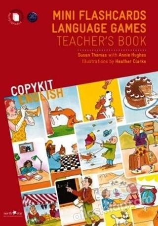 MİNİ FLASHCARDS LANGUAGE GAMES - TEACHER'S BOOK (  )