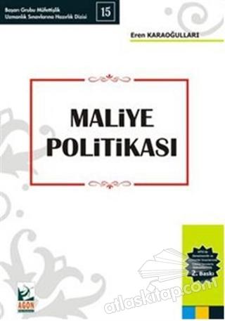 MALİYE POLİTİKASI (  )