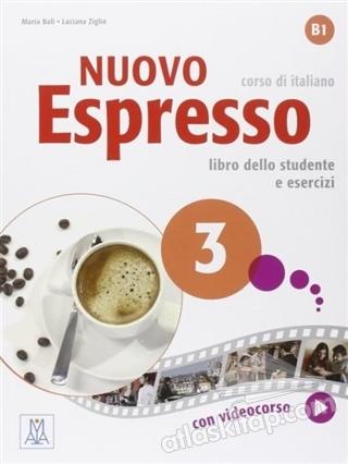 NUOVO ESPRESSO 3 + DVD ROM ( (B1) İTALYANCA ORTA SEVİYE )