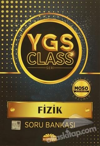 YGS CLASS FİZİK SORU BANKASI (  )