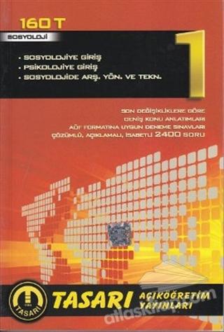 160 T - SOSYOLOJİ 1 (  )