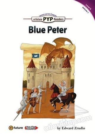 BLUE PETER (PYP READERS 6) (  )
