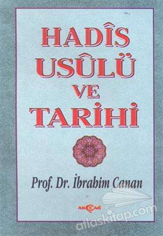 HADİS USULÜ VE TARİHİ (  )