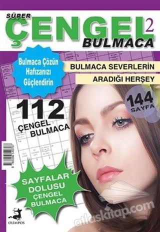 SÜPER ÇENGEL BULMACA - 2 (  )