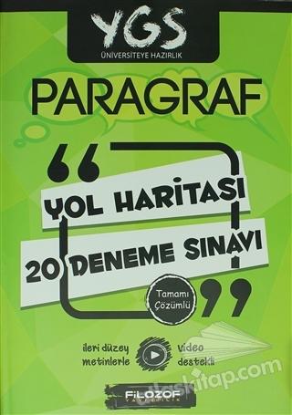 YGS PARAGRAF YOL HARİTASI 20 DENEME SINAVI (  )