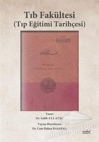 TIB FAKÜLTESİ ( (TIP EĞİTİMİ TARİHÇESİ) )
