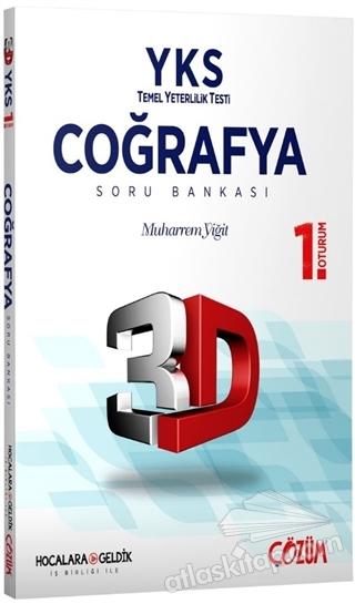 YKS 3D 1. OTURUM COĞRAFYA SORU BANKASI (  )
