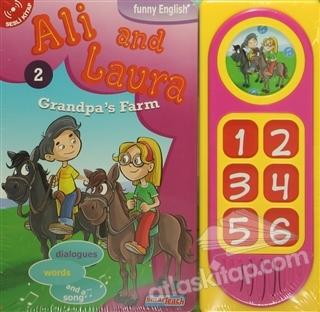 ALİ AND LAURA 2 - GRANDPA'S FARM (SESLİ KİTAP) (  )