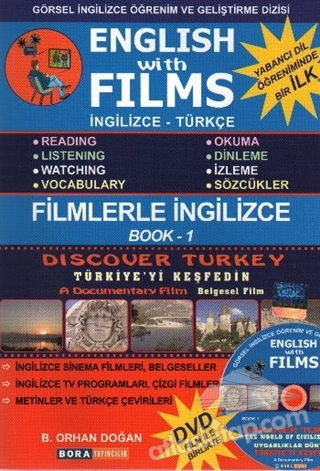 ENGLİSH WİTH FİLMS BOOK 1 (  )