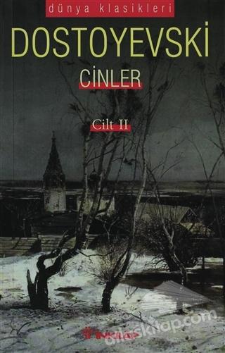 CİNLER 2. CİLT (  )