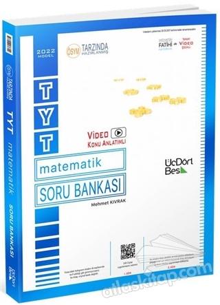 TYT MATEMATİK SORU BANKASI 2021 (  )