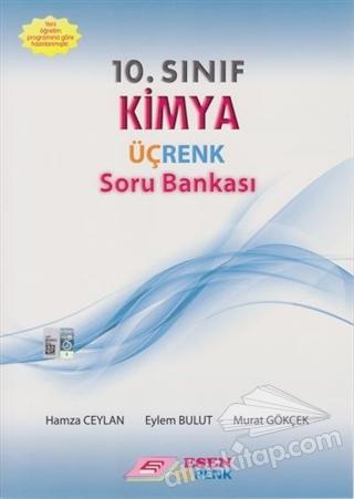 ÜÇRENK 10. SINIF KİMYA SORU BANKASI (  )