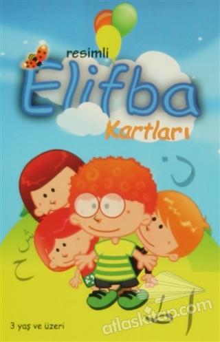 RESİMLİ ELİFBA KARTLARI ( RESİMLİ )