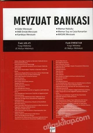 MEVZUAT BANKASI (  )