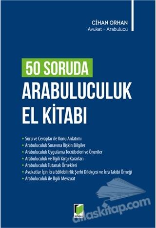 50 SORUDA ARABULUCULUK EL KİTABI (  )