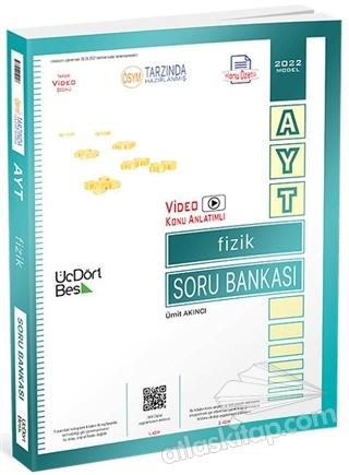 AYT FİZİK SORU BANKASI 2021 (  )
