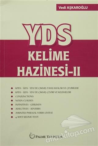 YDS KELİME HAZİNESİ 2 (  )