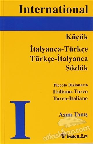 KÜÇÜK İTALYANCA - TÜRKÇE /  TÜRKÇE - İTALYANCA SÖZLÜK, PİCCOLO DİZİONARİO ITALİANO - TURCO TURCO - ITALİANO (  )