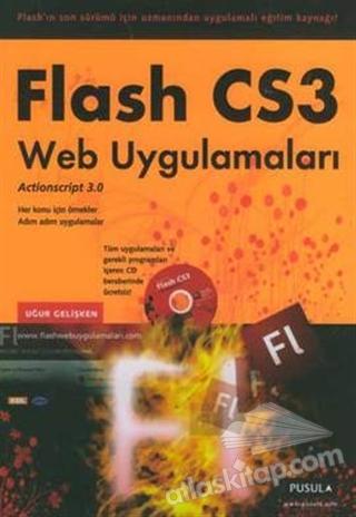 FLASH CS3 WEB UYGULAMALARI (  )