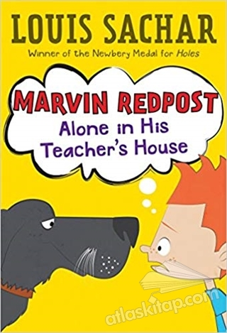 ALONE İN HİS TEACHER'S HOUSE - MARVİN REDPOST (  )