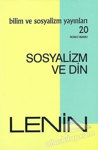 SOSYALİZM VE DİN 20 (  )