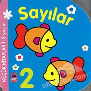 SAYILAR 2 (1 - 3 YAŞ) (  )