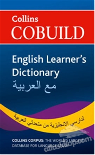 COLLİNS COBUİLD ENGLİSH LEARNER'S DİCTİONARY WİTH ARABİC (  )