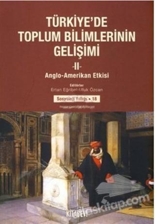TÜRKİYE'DE TOPLUM BİLİMLERİNİN GELİŞİMİ (2 CİLT TAKIM) (  )