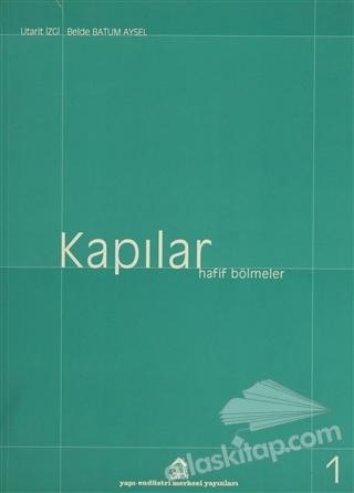 KAPILAR 2 CİLT TAKIM HAFİF BÖLMELER / DETAYLAR (  )