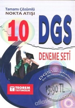 DGS 10 DENEME SETİ (  )