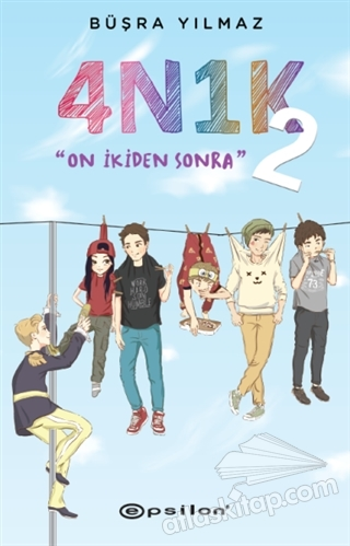 4N1K - 2: ON İKİDEN SONRA (CİLTLİ) (  )