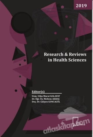 RESEARCH REVİEWS İN HEALTH SCİENCES (  )