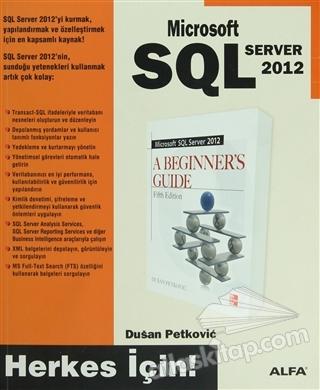 MİCROSOFT SQL SERVER 2012 (  )