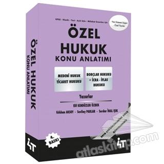 ÖZEL HUKUK KONU ANLATIMI (  )